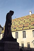 The Hospices de Beaune : origin
